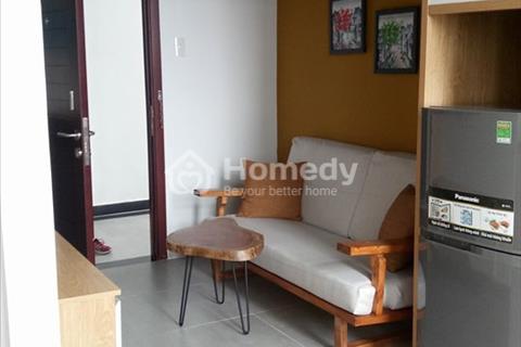 Căn hộ mini full nội thất, gần Nguyễn Thị Thập, cầu Phú Mỹ, 30m2, thiết kế thông minh, ấm cúng