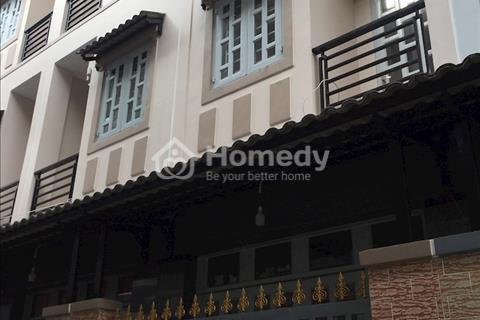 Bán nhà 1 triệt 2 lầu, tại bến Phú Định phường 16, quận 8, sổ hồng riêng, giá 2,9 tỷ nhà mới 100%