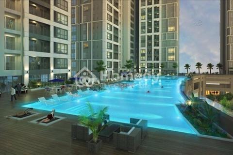 Biệt thự song lập Victoria Village, diện tích 8x20m2, xây trệt + 2 lầu, ngay sông Sài Gòn rất đẹp