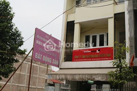 Bán nhà liền kề tại quốc lộ 1A, Duyên Thái, Thường Tín, chỉ 2,2 tỷ, chiết khấu 12%