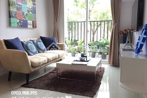 Chủ nhà cho thuê căn hộ 8x Plus Trường Chinh, 2 phòng ngủ, 6,5 triệu, đẹp mê ly