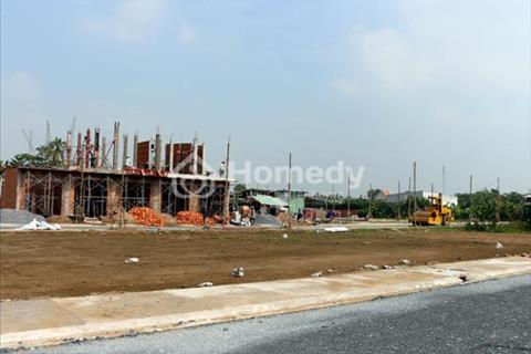Đất thổ cư sổ hồng riêng gần chợ Bình Chánh ở, kinh doanh ngay giá 720 triệu/156m2