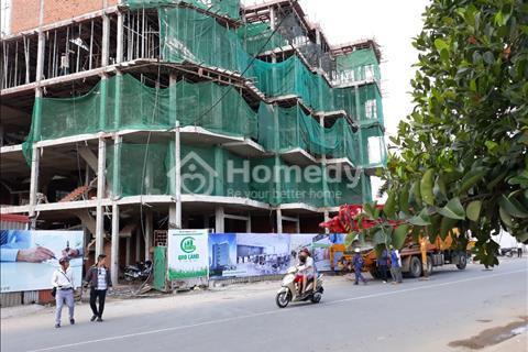 Nhà phố mặt tiền An Dương Vương - 56m2 - 3 tấm đúc - gía 2,9 tỷ/căn - ngân hàng hỗ trợ 70%