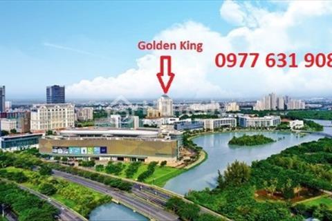 Bán Shophouse và căn hộ Officetel Golden King chỉ 1,6 tỷ, cam kết LN 10%/năm, nhận nhà quý 1/2018