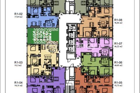 Mở bán tòa S5 Sunshine City – giá chỉ từ 3 tỷ/căn 3 phòng ngủ 100m2