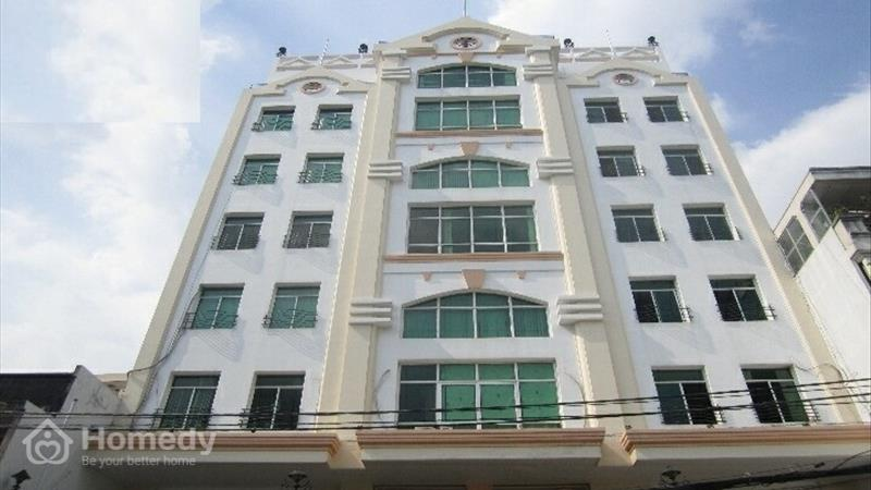 Dự án Kinh Luân Building TP Hồ Chí Minh - ảnh giới thiệu