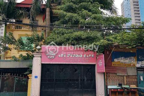 Cho thuê nhà mặt phố - số 3 Nguyễn Hoàng Tôn (miễn trung gian)