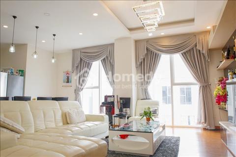 Cho thuê căn hộ Sunrise City, 120m2, full nội thất cao cấp, giá 25 triệu/tháng
