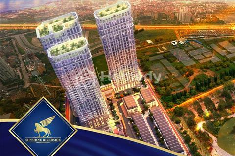 Bán căn hộ chung cư cao cấp view cầu Nhật Tân chỉ từ 2,2 tỷ full nội thất