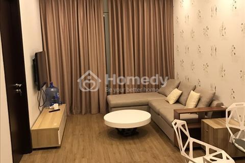 Cho thuê căn hộ chung cư Hòa Bình Green 70m2, 2 phòng ngủ, 2 vệ sinh, đồ cơ bản, giá 9 triệu/tháng