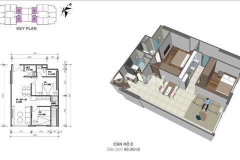 Bán căn hộ chung cư Eco Dream, Nguyễn Xiển, full nội thất, lãi suất 0% đến khi nhận nhà