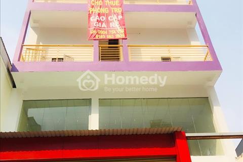 Cho thuê chung cư mini quận Tân Phú, trung tâm - giá rẻ, nhà mới 100%