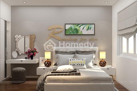 Bán căn hộ Gold View, diện tích 65m2, 1 phòng ngủ, dọn vào ngay, giá bán 2,6 tỷ nhà thô
