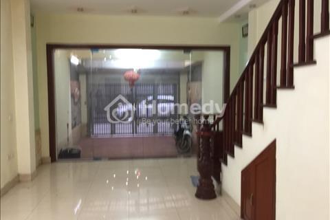 Cho thuê nhà liền kề Văn Phú diện tích 90m2 x 4 tầng, mặt tiền 5m gần đường Quang Trung
