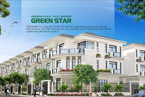 Bán những căn biệt thự liền kề cuối cùng Green Star mặt tiền đường Nguyễn Lương Bằng - quận 7