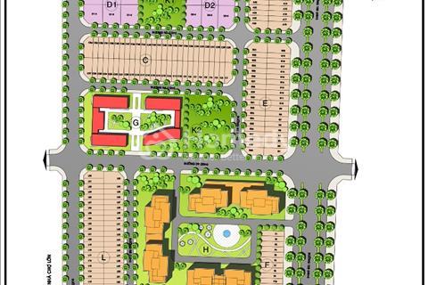 Cần bán đất ADC Phú Mỹ, 5x22m dãy A giá 100 triệu/m2