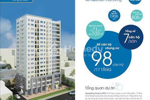 Bán căn 3 PN trung tâm quận Thanh Xuân chỉ từ 2 tỷ. Nhà sang đón tết. LH 0888492388