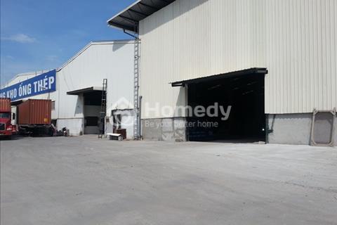 Cho thuê kho xưởng tại cụm công nghiệp Phùng, Đan Phượng, Hà Nội, diện tích 800m2