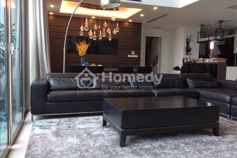 Cho thuê chung cư cao cấp Mandarin Garden, Penthouse 286m2, đồ sang trọng, view hồ Nhân Chính