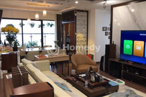 Cho thuê căn hộ chung cư Sun Square 21 Lê Đức Thọ, Nam Từ Liêm, 132m2, tivi, tủ lạnh lớn