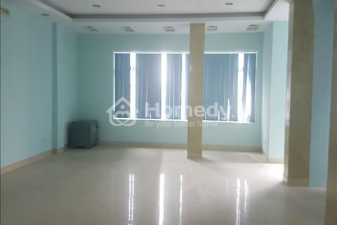 Cho thuê văn phòng tại Phạm Tuấn Tài, Cầu Giấy, Hà Nội, 110m2, mặt tiền 5,5m