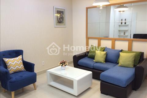 Cho thuê căn hộ Him Lam Riverside 78m2, 2 phòng ngủ, view hồ bơi giá 14 triệu/tháng