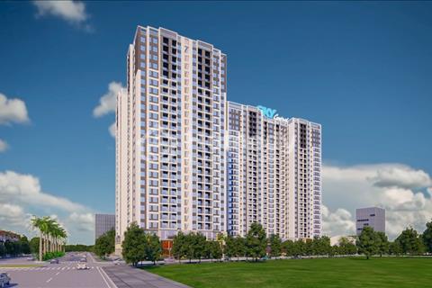 Bán căn hộ 66m2 tòa A Sky Central 176 Định Công giá chỉ 25 triệu/m2