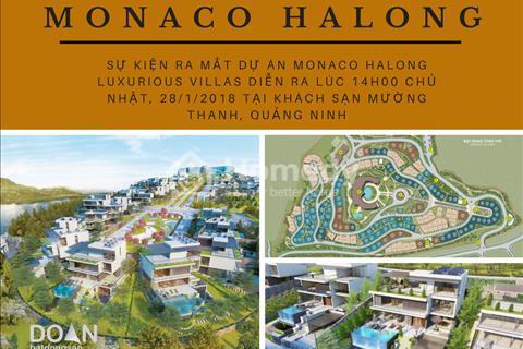 Monaco Hạ Long - sống xanh đẳng cấp, định vị thành công