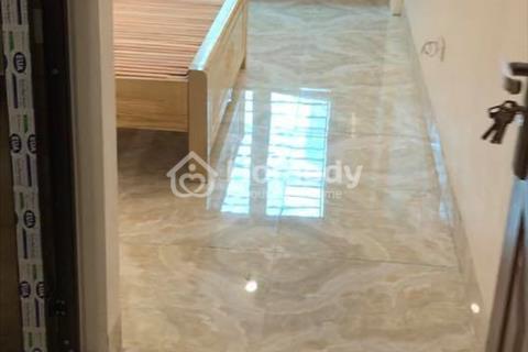 Cho thuê chung cư mini 2 phòng ngủ + 1 phòng khách đầy đủ đồ, diện tích 60m2, Giáp Nhất, Quan Nhân