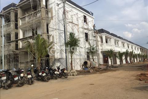 Nhà phố Đông Hòa, Dĩ An thanh toán 690 triệu/căn 60m2, 1 trệt + 1 lầu vay 70%