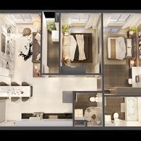 Cần sang nhượng căn hộ Phoenix 1, dự án Topaz Elite, diện tích 59m2