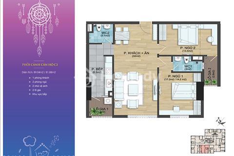 Bán căn hộ chính chủ trung tâm quận Thanh Xuân giá cả hợp lý nhận nhà ở ngay