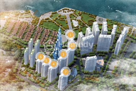Bán căn hộ Vinhomes Central Park giá tốt chỉ 3,6 tỷ