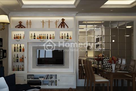 Cho thuê căn hộ chung cư đủ đồ mới diện tích 98m2, đô thị mới Sài Đồng