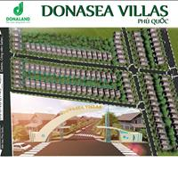 Đầu tư đất nền tại Phú Quốc giá 4,5 triệu/m2 - Dự án Donasea Villas 1