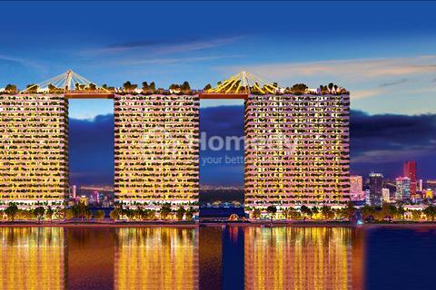 Bán căn hộ trong dự án đẹp nhất quận 8, tầng cao nhất, căn số 1, view trực diện Bitexco