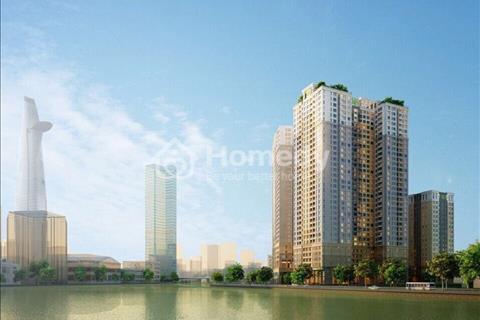 Cần bán gấp căn hộ Officetel diện tích 32m2 tại Tresor Bến Vân Đồn, quận 4, giá 2,1 tỷ