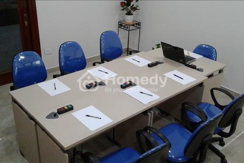 Cho thuê chỗ ngồi làm việc chung giá rẻ tại Hà Nội