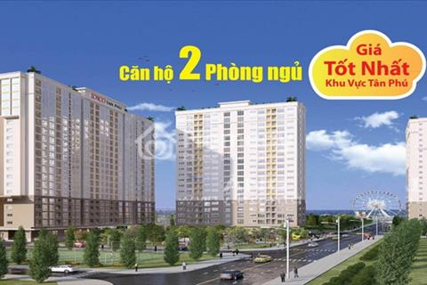 Cho thuê căn hộ Idico Tân Phú, diện tích 58m2, 2 phòng ngủ, 2WC, giá 7 triệu/tháng