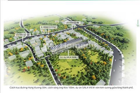 Dự án khu dân cư Sala View, Đồng Nai giá 8,5 triệu/m2