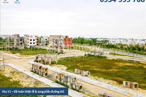 Bán lô 144m2 khu đô thị FPT, quận Ngũ Hành Sơn, Đà Nẵng, 9,7 triệu/m2
