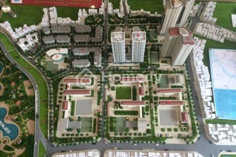 Ra hàng các suất ngoại giao vào tên trực tiếp chung cư CT2A Thạch Bàn giá gốc chỉ 12,226 triệu/m2