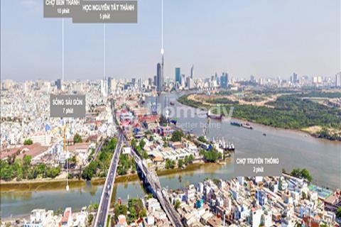Bán căn Penthouse tầng 27 giá 6 tỷ luôn VAT view như hình đăng