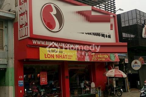 Cho thuê nhà mặt phố Phạm Phú Thứ, 14,5x25m, nhà rộng, trống suốt, chính chủ