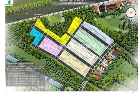 Đất nền 730 triệu/nền 100m2 của dự án khu dân cư Đông Đô