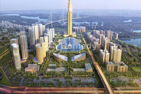 Độc quyền căn góc tầng đẹp dự án Intracom Reverside