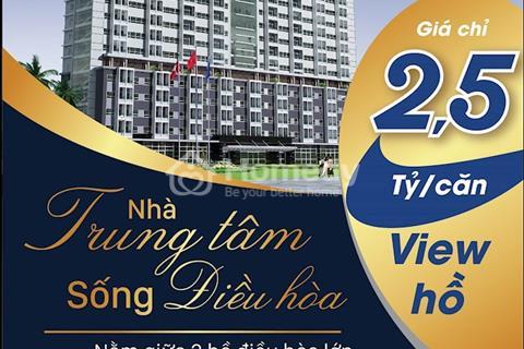 Bán căn hộ 2 phòng ngủ tại chung cư C1 Thành Công