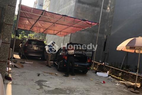 Bán đất diện tích 76m2 ngõ 71 Nguyễn Thị Định, ô tô đỗ cửa