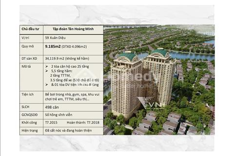 Bán căn hộ 146m2, chung cư cao cấp Đặng Thai Mai – Quảng An – Tây Hồ