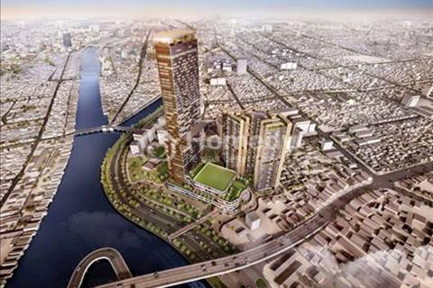 Siêu dự án căn hộ cao cấp vị trí vàng ngay cầu Nguyễn Văn Cừ quy mô 3ha, full tiện ích giữ chỗ ngay